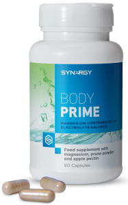 Body Prime Magnesium supplement