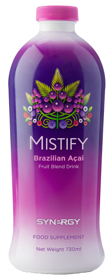 Mistify Acai Berry with Green Tea Extract