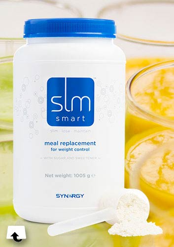 nutrition - SLM Smart Meal Replacement