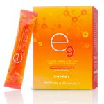 e9 - natural energy drink with L-Arginine